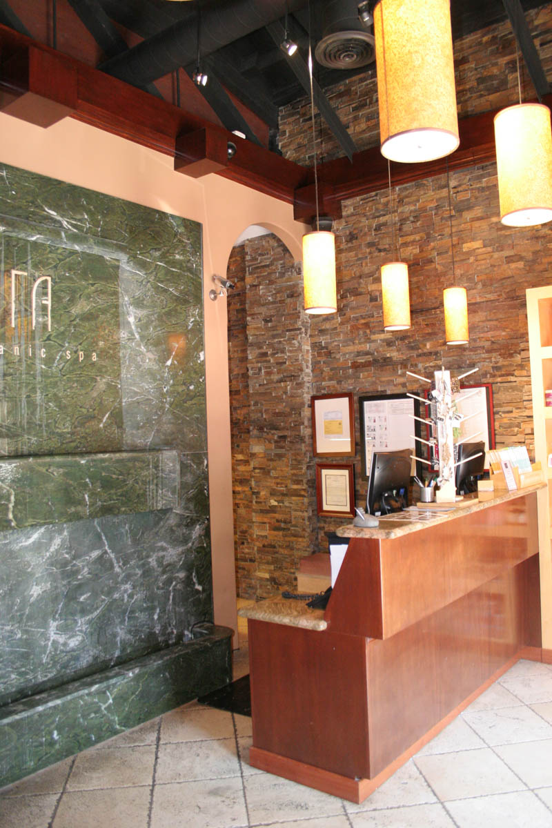 rA Organic Spa - Day Spa Los Angeles - Massage, Acupuncture, Skin ...