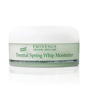 thermal spring whip moisturizer
